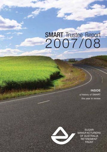 SMART Annual Report - AustSafe Super