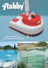 Download hier de brochure Robby automatische ... - Pomaz