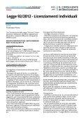 Finanziamento per il pagamento di tributi e contributi a ... - Ancl - Page 6