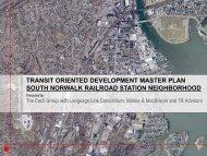 South Norwalk Neighborhood Plan - Sustainable NYCT