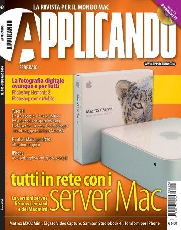 server Mac - Matrox