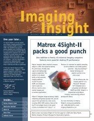 Matrox 4Sight-II packs a good punch