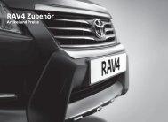RAV4 Zubehör - Toyota