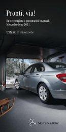 Pronti, via! - Mercedes-Benz Italia