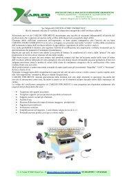 """""""La Valigia del CERTIFICATORE ENERGETICO ... - Carlesi strumenti"""
