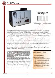 Depliant DL1 - Carlesi strumenti