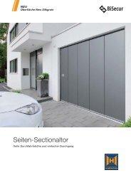 Seiten-Sectionaltor - Hörmann KG
