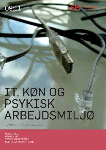 Læs rapporten - Dansk Socialrådgiverforening