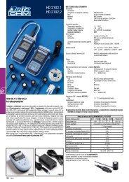 fotometrica - Carlesi strumenti