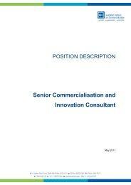 AIC Position Description template - The Australian Institute for ...