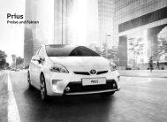 Die Serienausstattung - Toyota