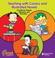 Teaching with Comics and Illustrated Novels - Andrews McMeel ...