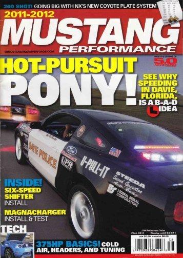 50 35 20 10c 5? -o 125 5l 150 ō2 34 - Ford Mustang