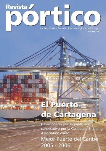 Revista Portico Ene 2007