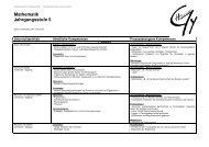 FK_Mathe_Curriculum_5 - Gymnasium Herkenrath
