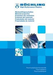 R-HPP - Propiedades del material