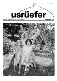 3. Ausgabe September [PDF, 1.07 MB] - Staufen