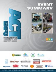 Event Summary (PDF, 27 MB) - Low Carbon Fuels Conference Series