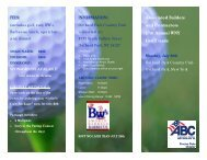 Associated Builders and Contractors 17th Annual WNY Golf Classic ...