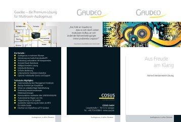 Informationen als Flyer im PDF-Format