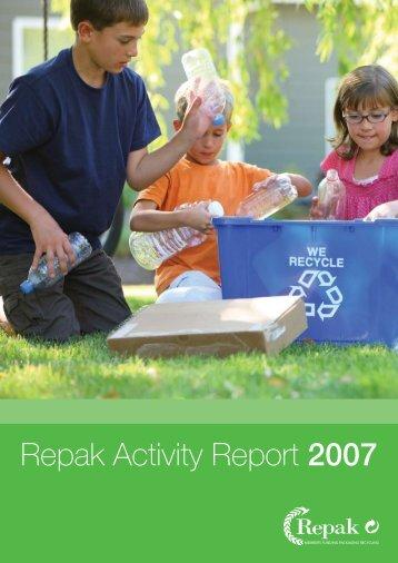 Repak Activity Report 2007