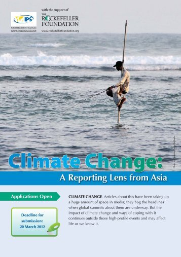 Climate Change - IPS Inter Press Service
