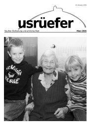 1. Ausgabe März [PDF, 3.30 MB] - Staufen