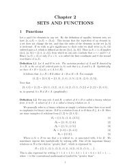 Chapter 2 SETS AND FUNCTIONS - zabidin\'s blog
