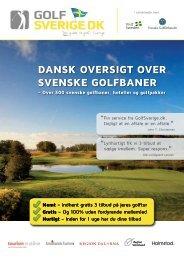 Dansk oversigt over svenske golfbaner - Golfsverige.dk