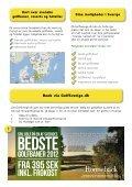 Dansk oversigt over svenske golfbaner - Golfsverige.dk - Page 3