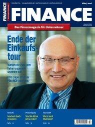 Finance - März 2006 - Klein & Coll.