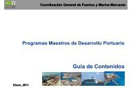 Contenido PMDP - Sistema Puerto sin Papeles