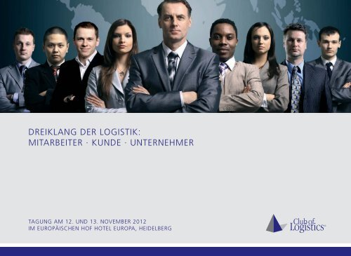 Logistics® - Club of Logistics