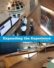 Expanding the Experience