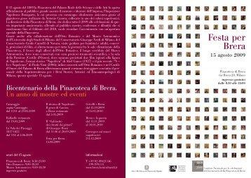 per il programma cliccare qui - Università degli Studi di Milano