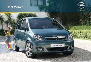 Opel Meriva - Opel Dixi-Car