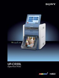 UP-CR20L - Integrated Kiosk Solutions