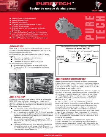 Diseño Pure-Tech - Protectoseal