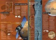 MARS - Schoolscience.co.uk