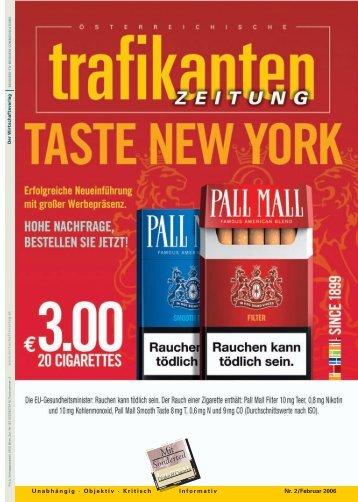 trafik 2-06_umbruch - Trafikantenzeitung