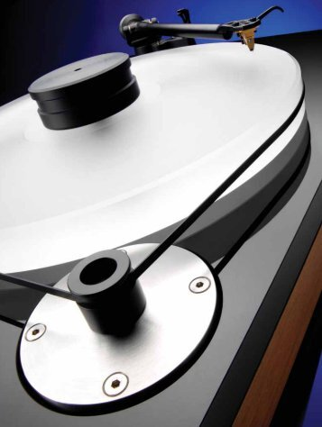The DPS3 Turntable - Ayre Acoustics
