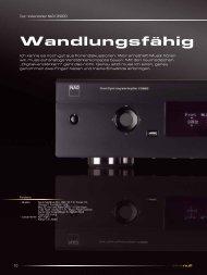 Wandlungsfähig - NAD Electronics