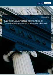 Danish Covered Bond Handbook 2012 - Danske Bank
