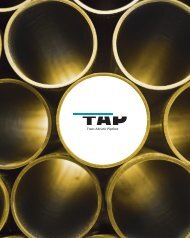 English - Trans Adriatic Pipeline