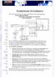 Bestellung Schullizenz SEE Electrical - Ige-xao.com