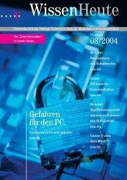 Wissen Heute - Deutsche Telekom Training GmbH - Telekom