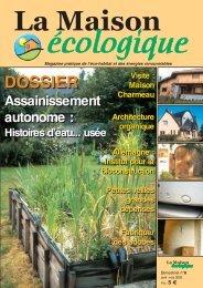 La Maison écologique n°8 - Free