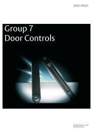 Group 7 - Door Closers.cdr - Assa Abloy