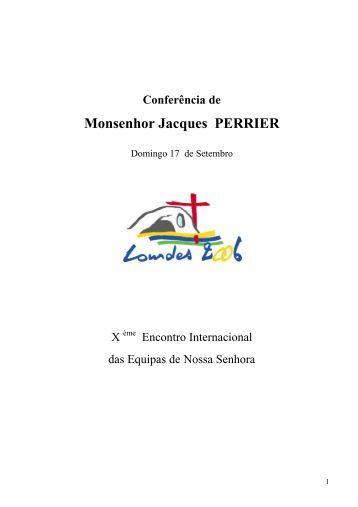 Jesus Cristo, Centro da vida cristã - Equipes Notre-Dame