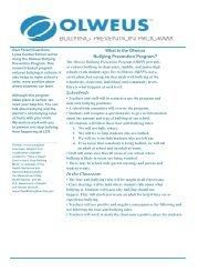 Parent Newsletter - Lyme Central School